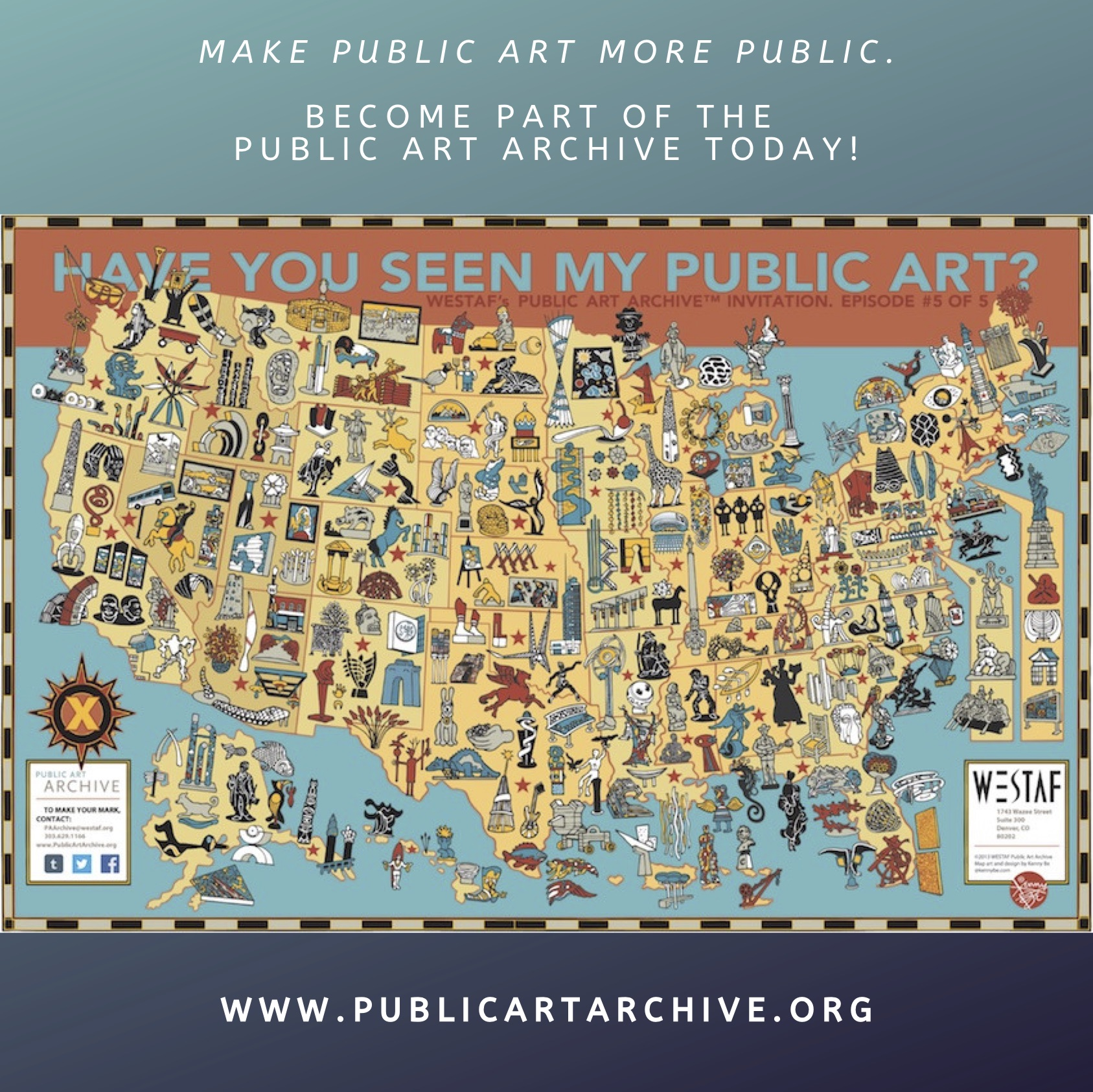 Make Public Art More Public!