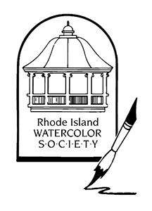 Rhode Island Watercolor Society logo