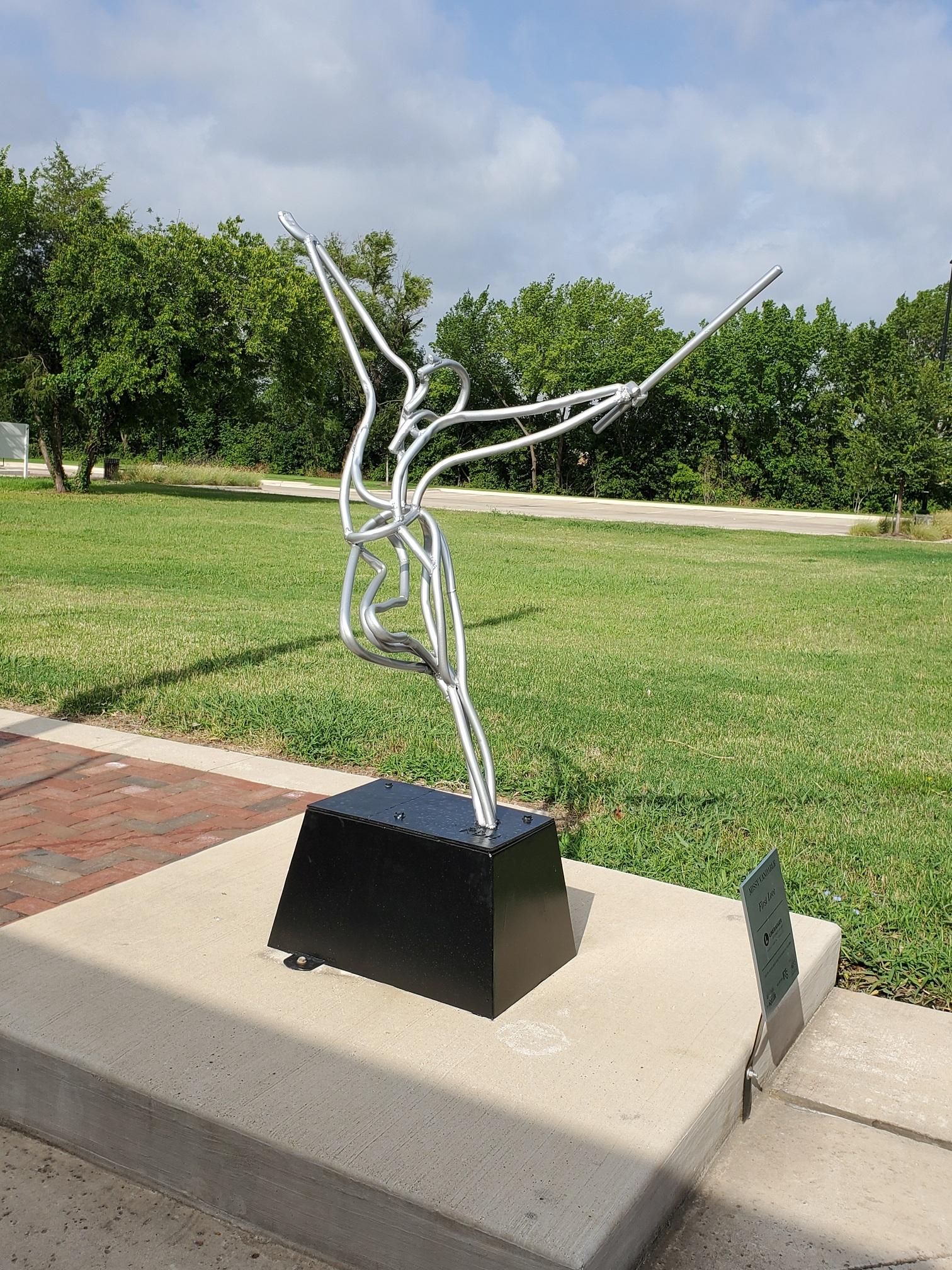 International Sculpture Day Heintzelman