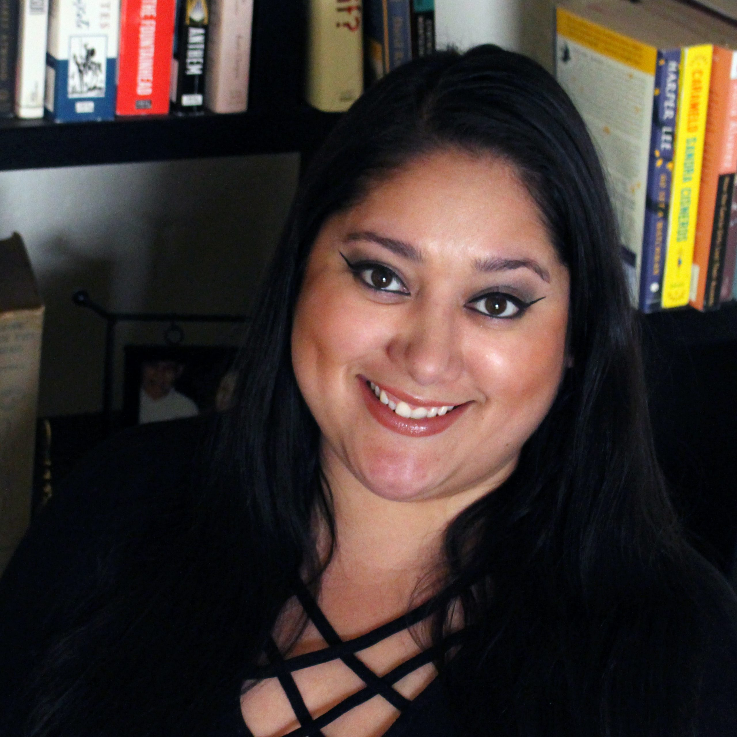 Headshot of Christina Villa