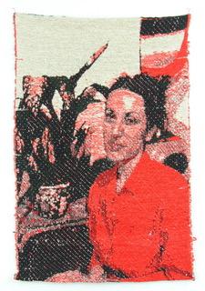 Self Portrait: Me as My Mother by Diana Pemberton